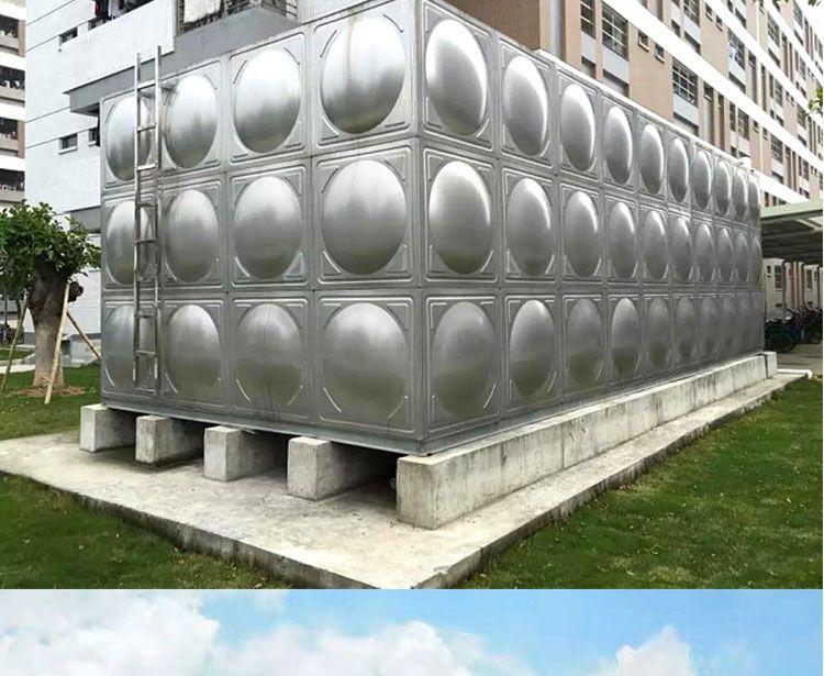 不锈钢引用水箱生产厂家