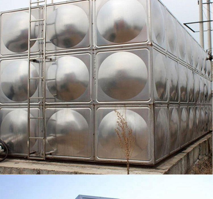 不锈钢组合水箱厂家