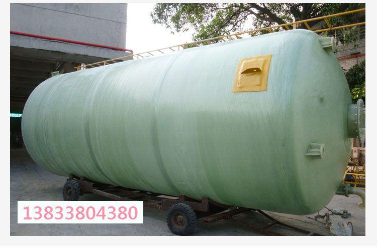 玻璃钢储罐盐酸罐生产厂家