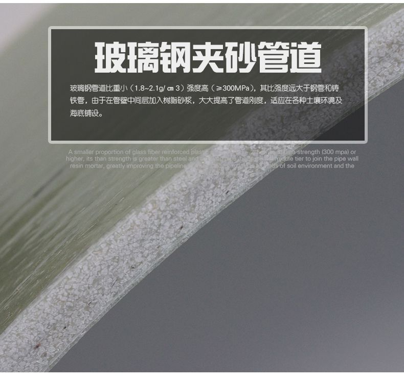 玻璃钢电力管道生产厂家
