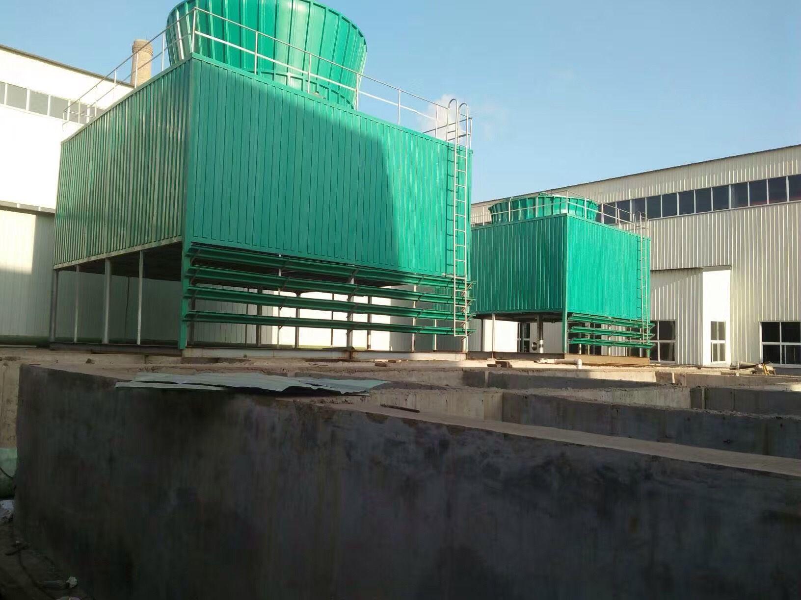 玻璃钢工业冷却塔厂家